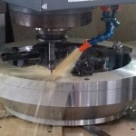 CNC machining forge steel for Mining Australia
