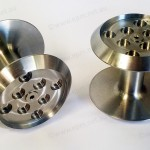 Stainless steel winch drum for Oil & Gas, machining Perth